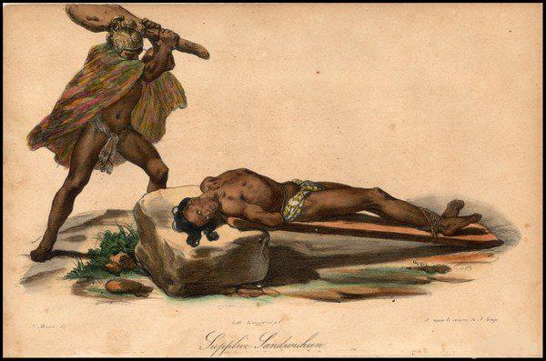 7 nghi lễ hiến tế người sống rùng rợn nhất thế giới - Ảnh 3.