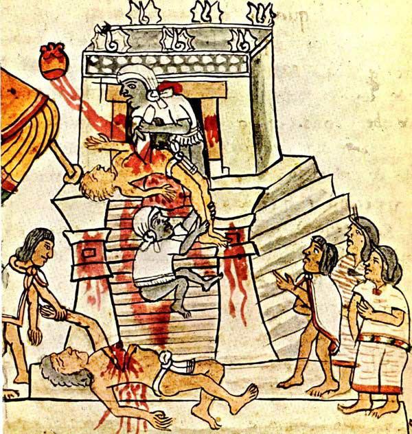 7 nghi lễ hiến tế người sống rùng rợn nhất thế giới - Ảnh 4.