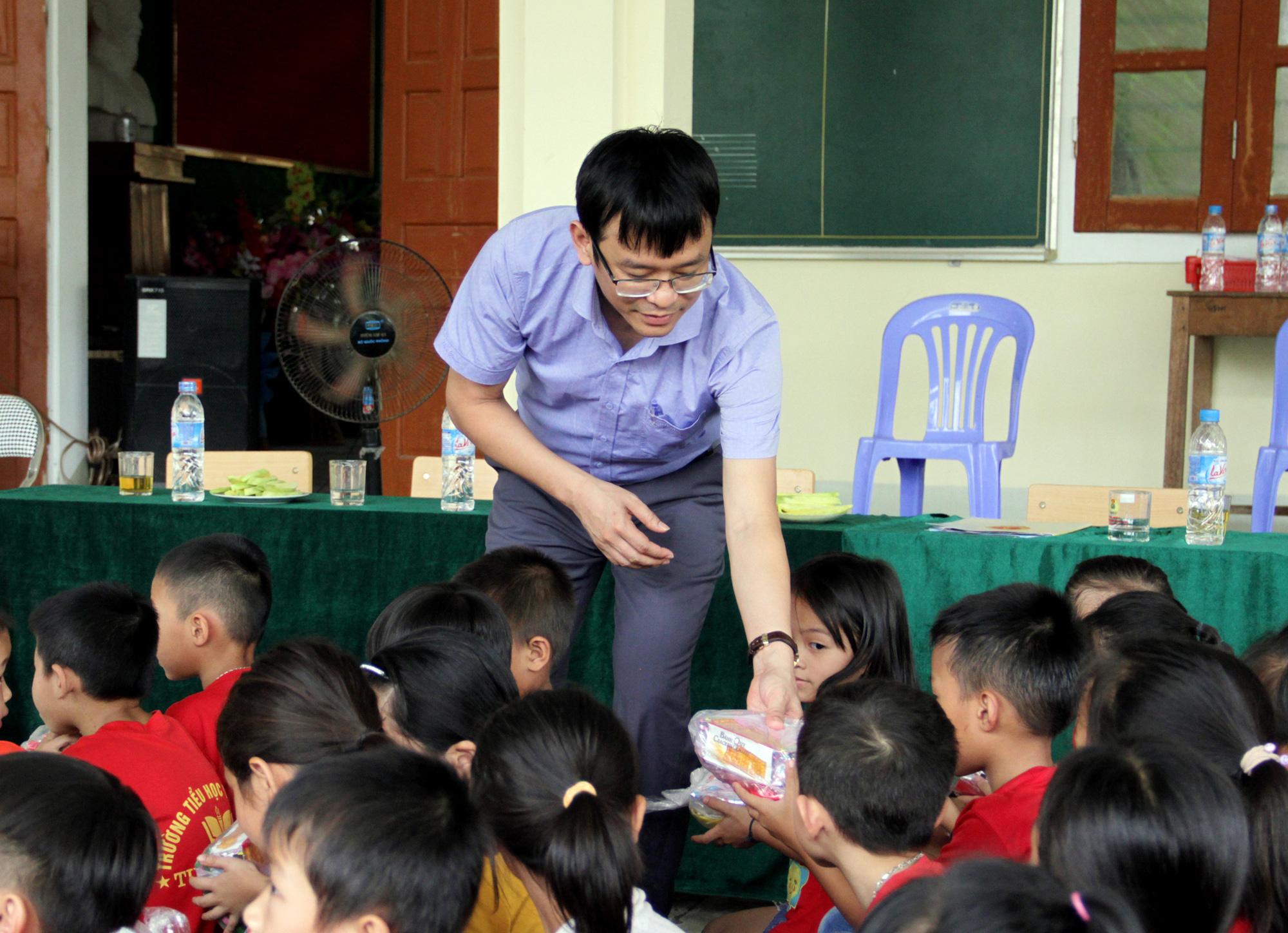 Báo NTNN/Báo Điện tử Dân Việt khởi công điểm trường mơ ước ở Nghệ An  - Ảnh 8.