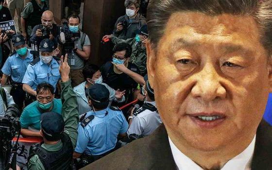 """Trung Quốc cảnh báo Mỹ tránh xa Hong Kong nếu không sẽ """"lĩnh đủ"""""""