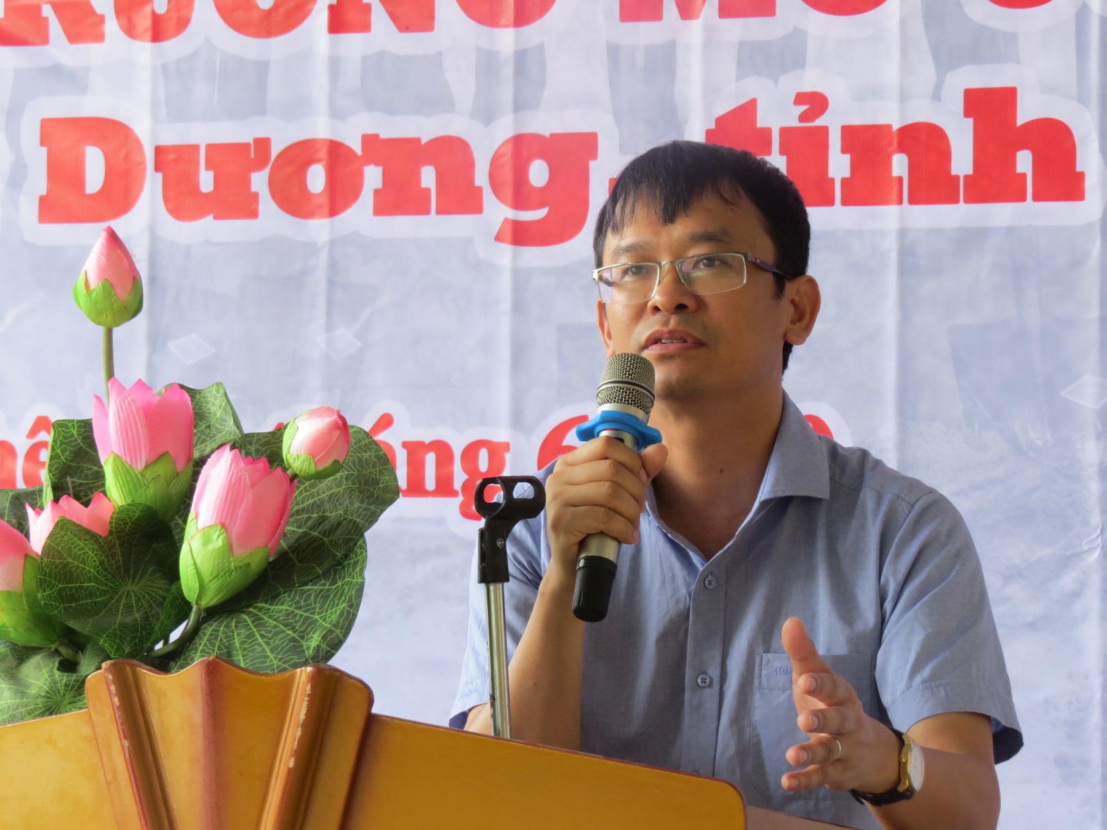 Báo NTNN/Báo Điện tử Dân Việt khởi công điểm trường mơ ước ở Nghệ An  - Ảnh 7.