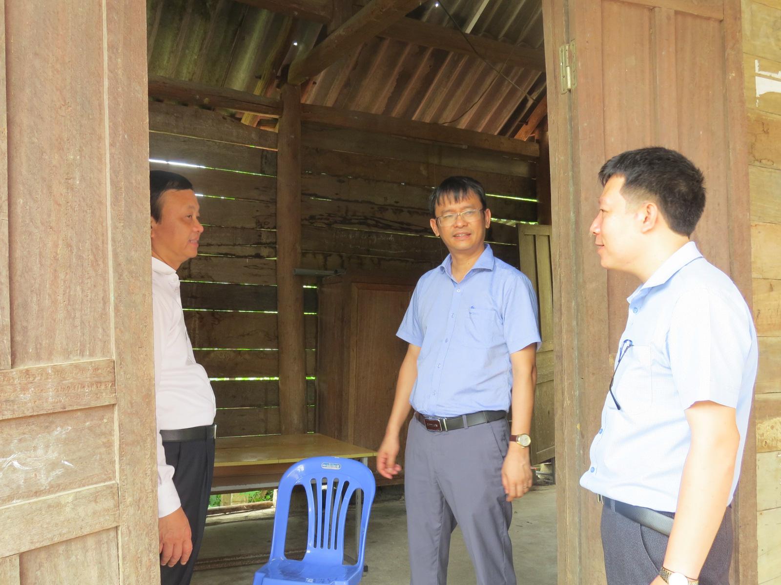 Báo NTNN/Báo Điện tử Dân Việt khởi công điểm trường mơ ước ở Nghệ An  - Ảnh 6.