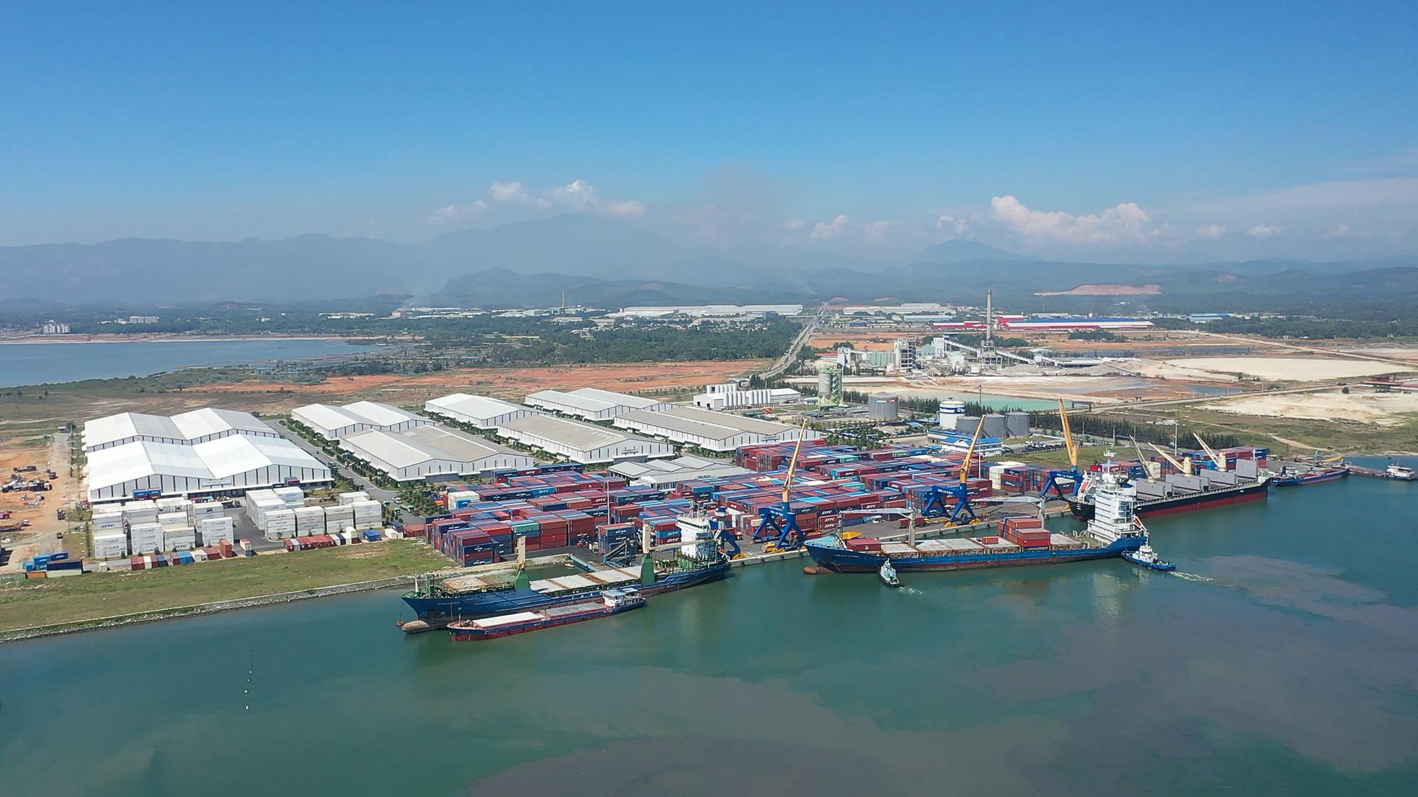 THACO tiếp tục xuất khẩu sơmi rơmoóc sang Mỹ - Ảnh 2.
