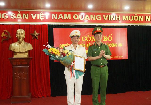 Hai Thiếu tướng được bổ nhiệm giữ chức Cục trưởng của Bộ Công an - Ảnh 1.