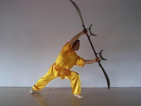 """4 vũ khí """"dị"""" nhất TQ: Cái cuối cùng là khắc tinh của samurai Nhật Bản - Ảnh 3."""