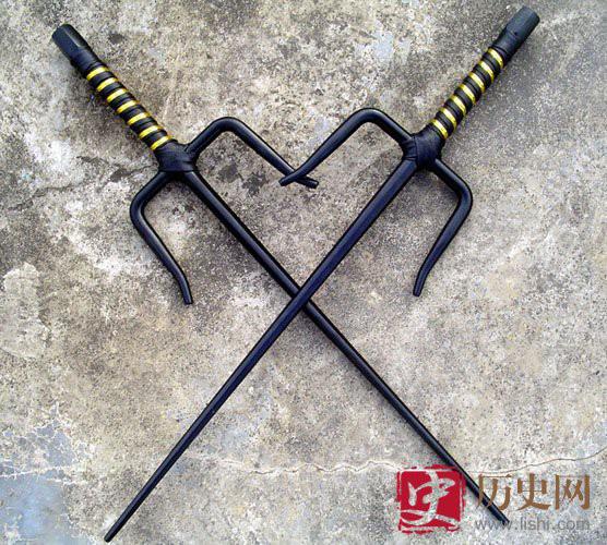 """4 vũ khí """"dị"""" nhất TQ: Cái cuối cùng là khắc tinh của samurai Nhật Bản - Ảnh 4."""