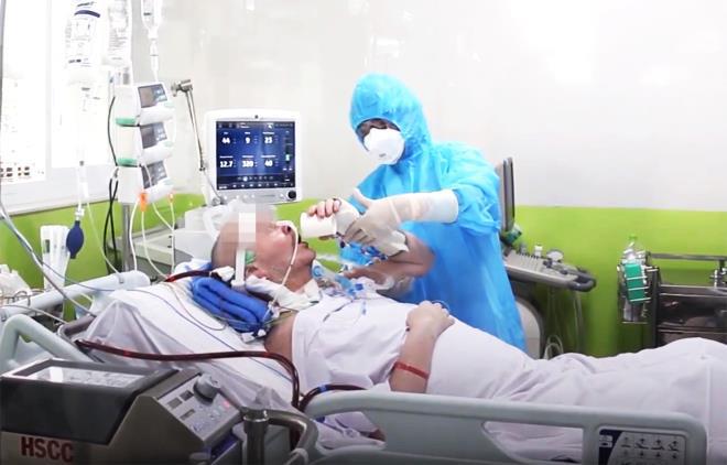 Đề xuất đưa bệnh nhân 91 về nước trên ghế thương gia - Ảnh 1.