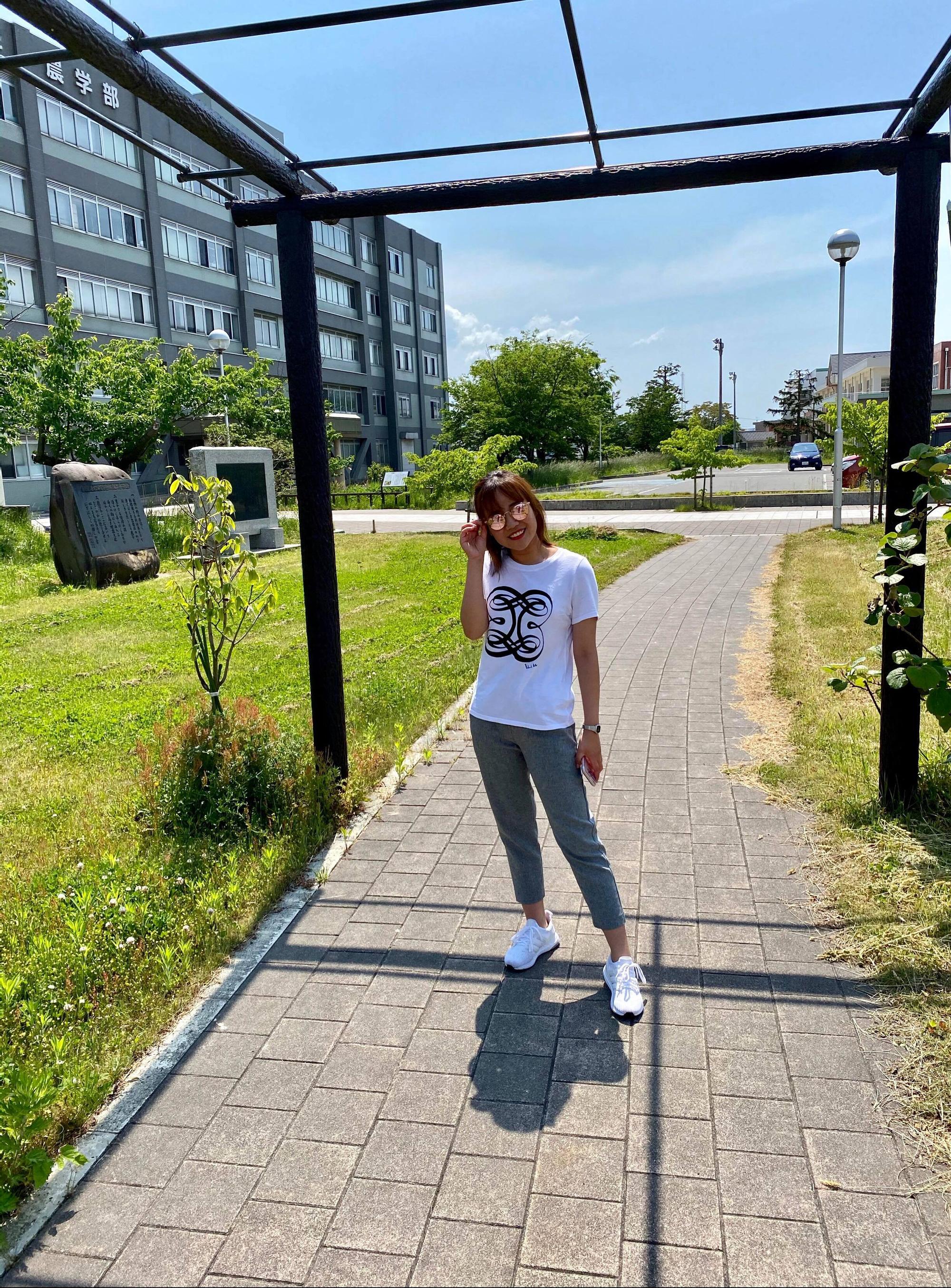 Hotgirl Học viện Nông nghiệp Việt Nam và hành trình du học Nhật Bản - Ảnh 7.