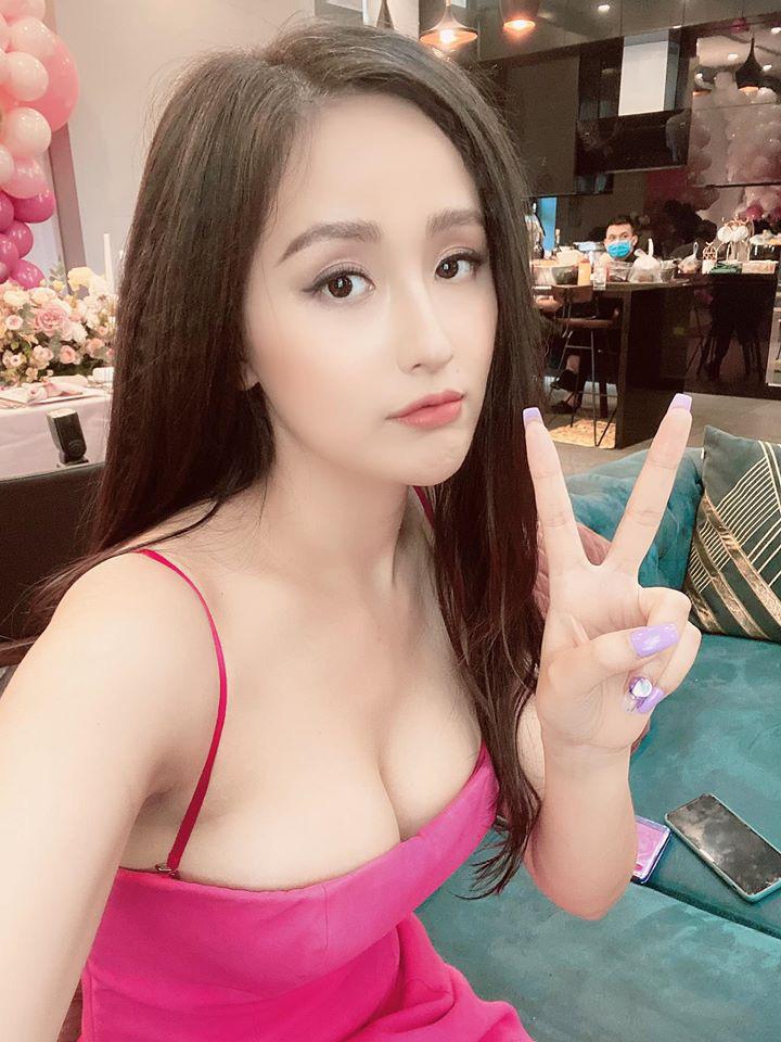 Mai Phương Thuý, Quỳnh Anh Shyn lọt top sao hở bạo nhất tuần - Ảnh 2.