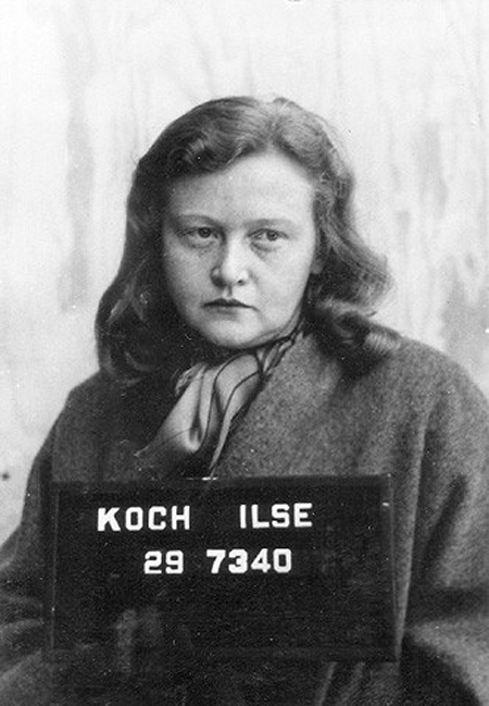 """Nữ đồ tể khát máu của Hitler có biệt danh """"con quỷ"""" - Ảnh 7."""