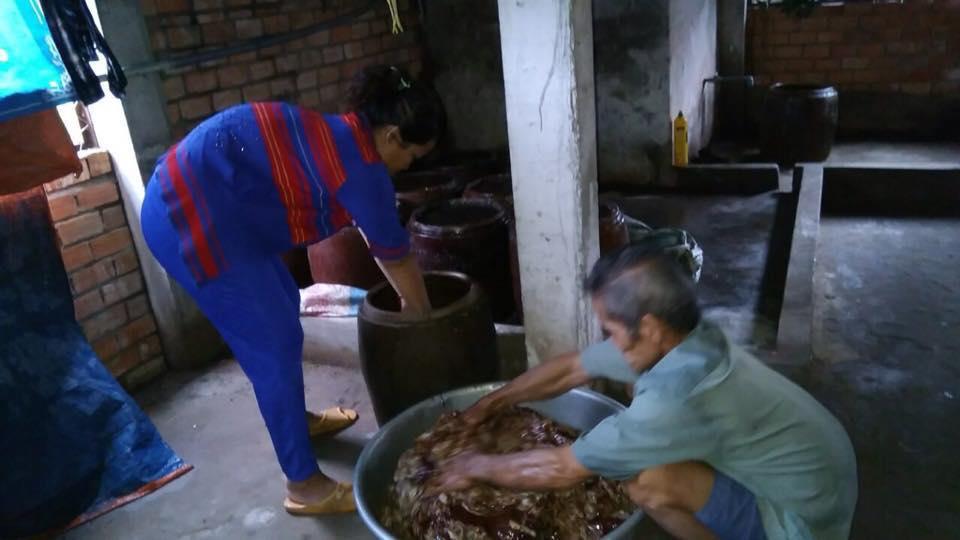 Trai Đồng Tháp làm giàu bằng đặc sản mắm cá chốt ngon nức tiếng miền Tây - Ảnh 3.