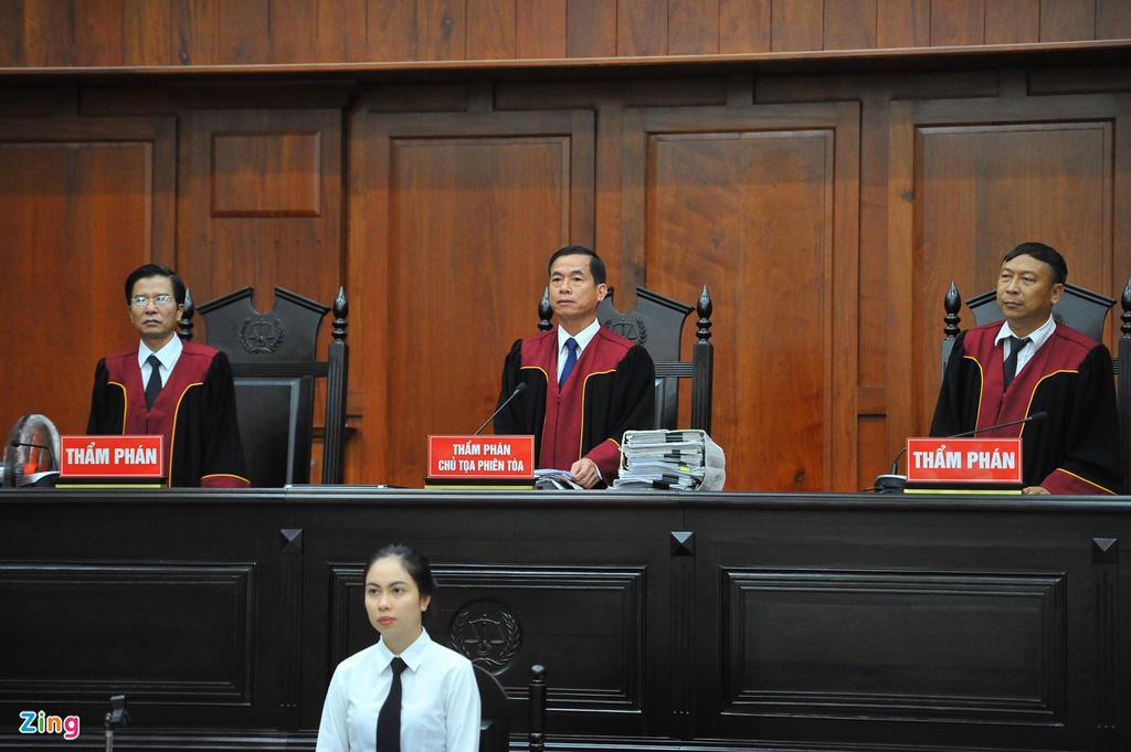 Tòa đề nghị làm rõ vai trò bà Trần Hoa Sen vụ chém bác sĩ Chiêm Quốc Thái - Ảnh 3.