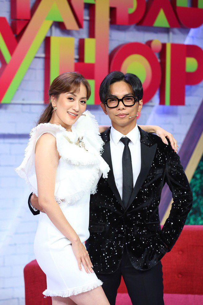 HOT showbiz: Khánh Thi vượt qua tin đồn chồng trẻ kém 12 tuổi ngoại tình thế nào? - Ảnh 2.