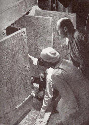 Pharaoh Ai Cập và những lời nguyền chết chóc - Ảnh 2.