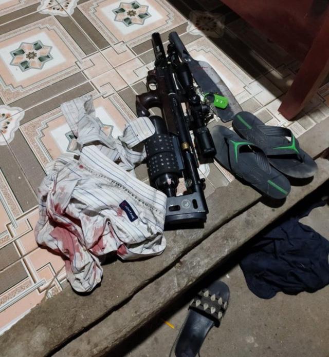 Hà Nội: Đòi nợ bằng dao và súng với 103 viên đạn  - Ảnh 1.