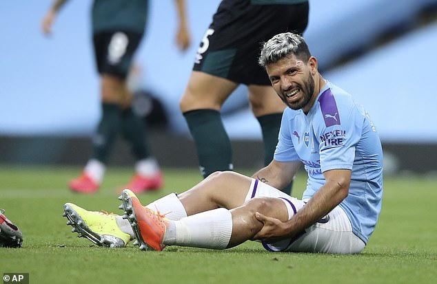 Man City đại thắng, vì sao HLV Guardiola vẫn buồn rười rượi? - Ảnh 1.