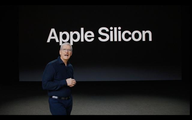 Apple sử dụng chip tự sản xuất riêng cho dòng Mac mới - Ảnh 1.