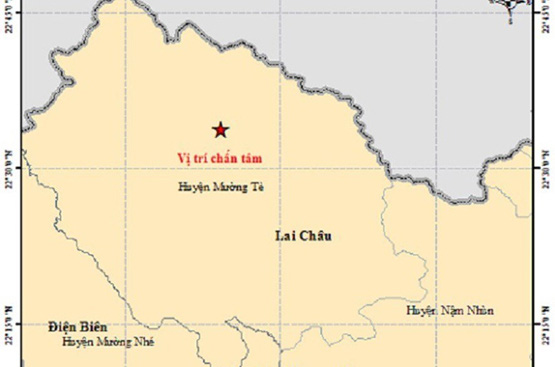 """Động đất liên tiếp ở Lai Châu: Bộ TTTT có công điện """"khẩn"""" - Ảnh 1."""