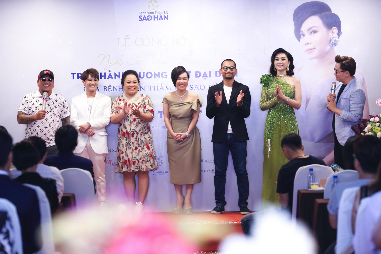 Lâm Khánh Chi, Huỳnh Lập tham gia web drama mới của Việt Hương  - Ảnh 1.