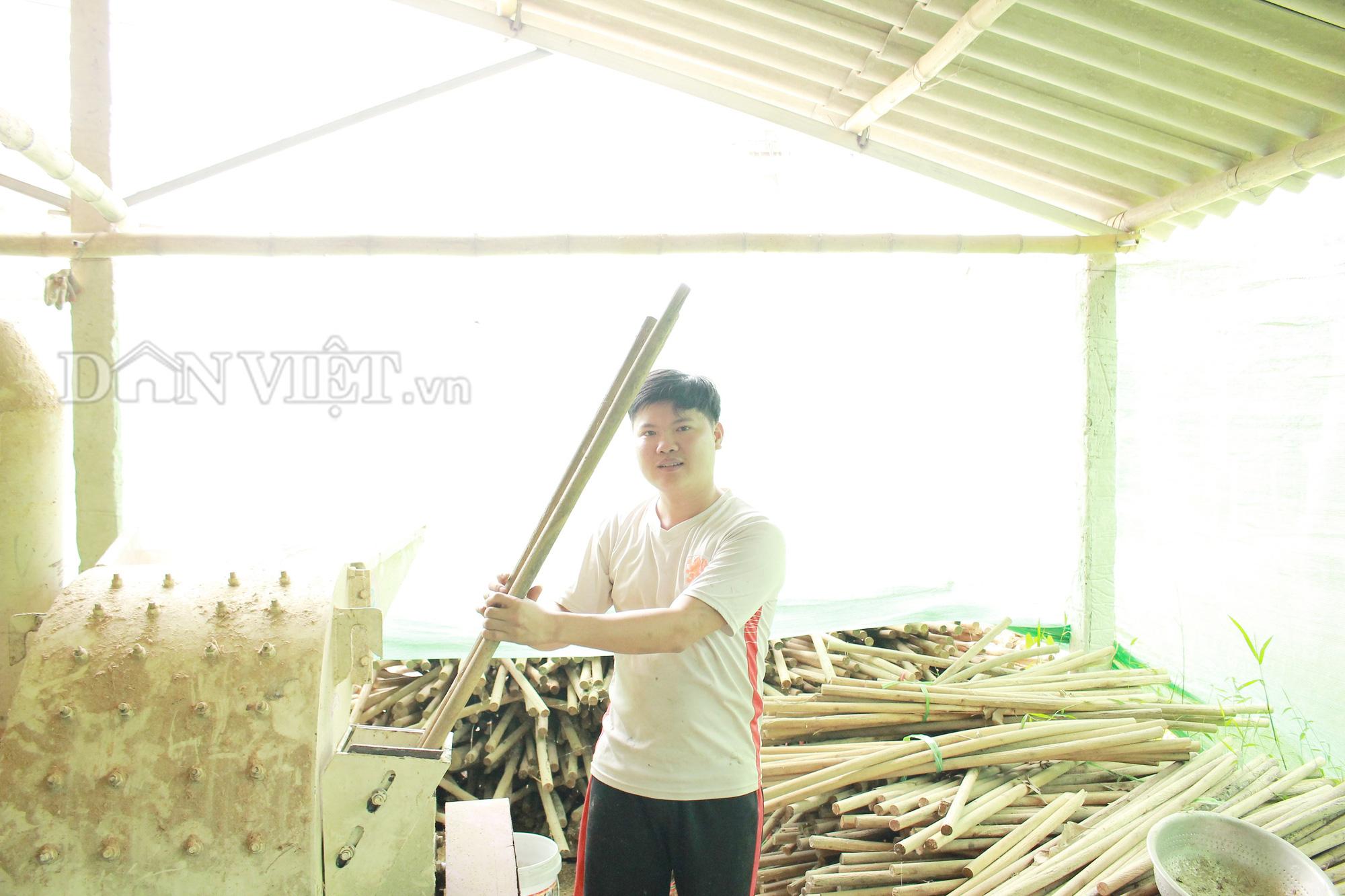 Hà Tĩnh: Chàng trai mồ côi đổi đời nhờ trồng nấm - Ảnh 2.