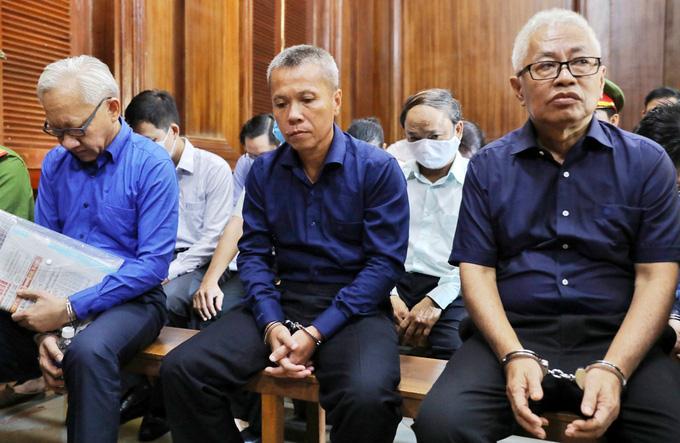 Ông Trần Phương Bình hầu tòa - Ảnh 3.