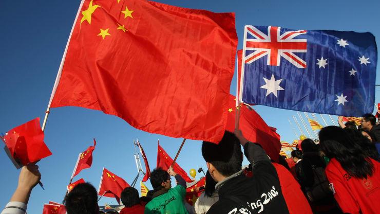 Úc hủy 2 thỏa thuận thuộc sáng kiến Vành đai và Con đường của Trung Quốc - Ảnh 1.