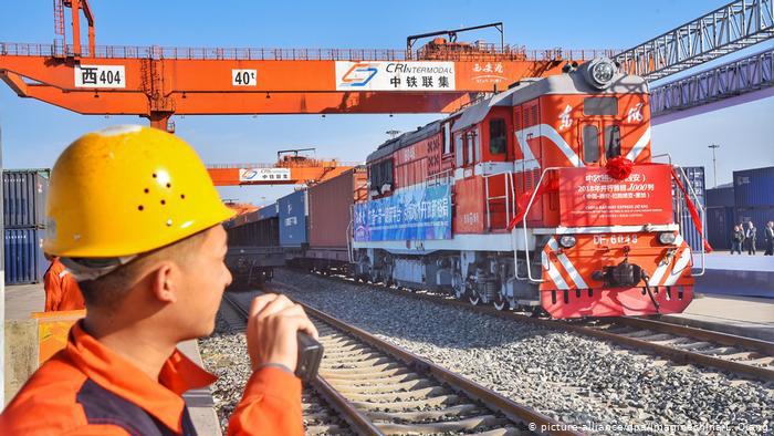"""Đại dịch là """"môi trường thuận lợi"""" cho Sáng kiến Vành đai và Con đường của Trung Quốc? - Ảnh 1."""