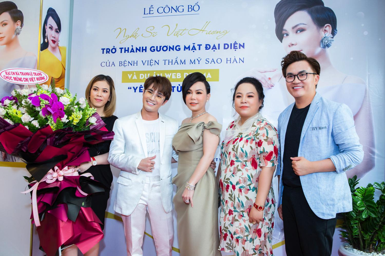 Lâm Khánh Chi, Huỳnh Lập tham gia web drama mới của Việt Hương  - Ảnh 3.