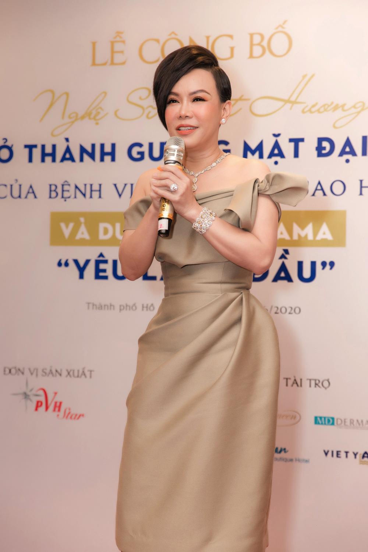 Lâm Khánh Chi, Huỳnh Lập tham gia web drama mới của Việt Hương  - Ảnh 4.