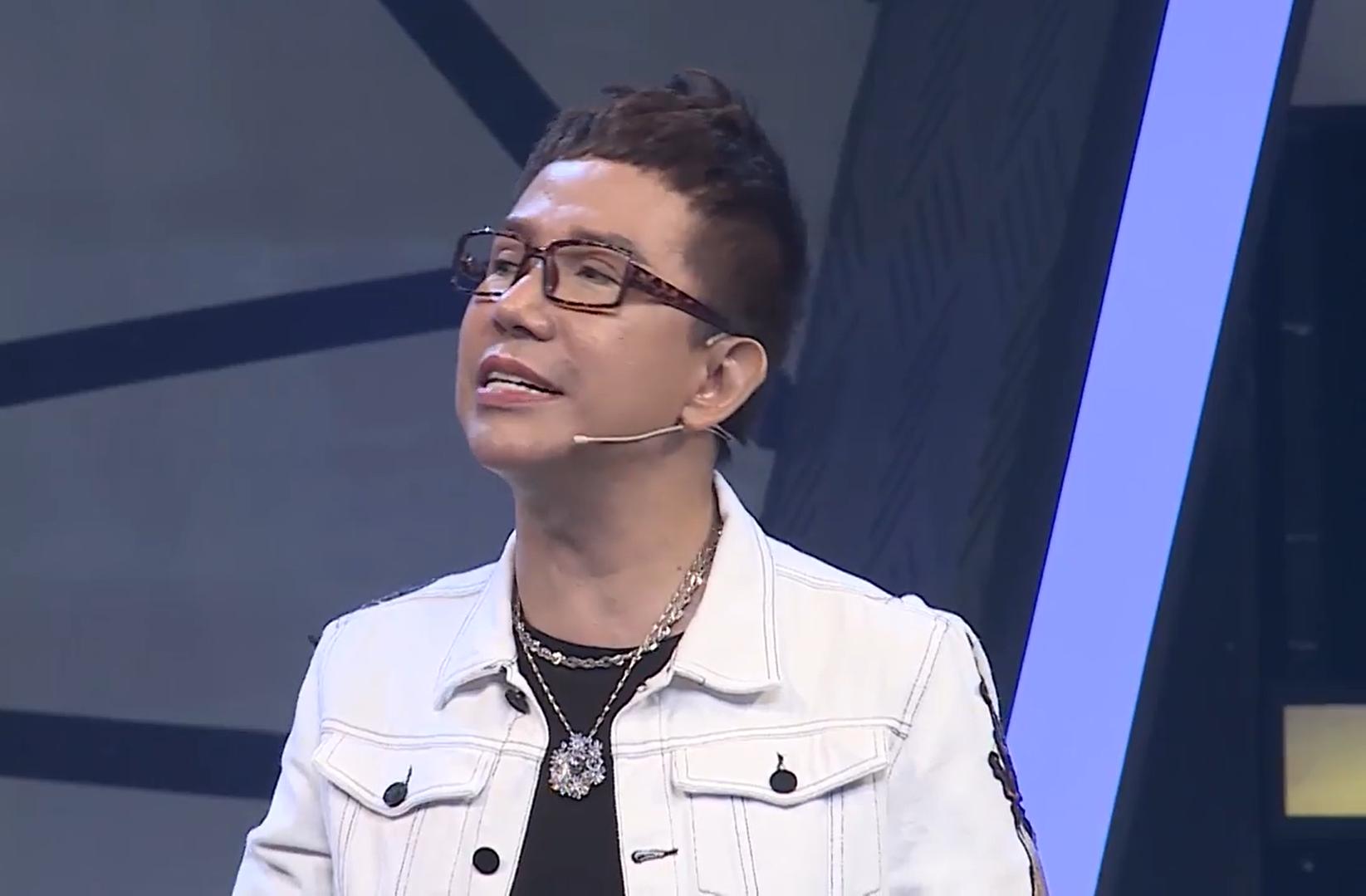 Phản ứng của Long Nhật khi bị Lê Giang gọi là chị trên sóng truyền hình - Ảnh 3.