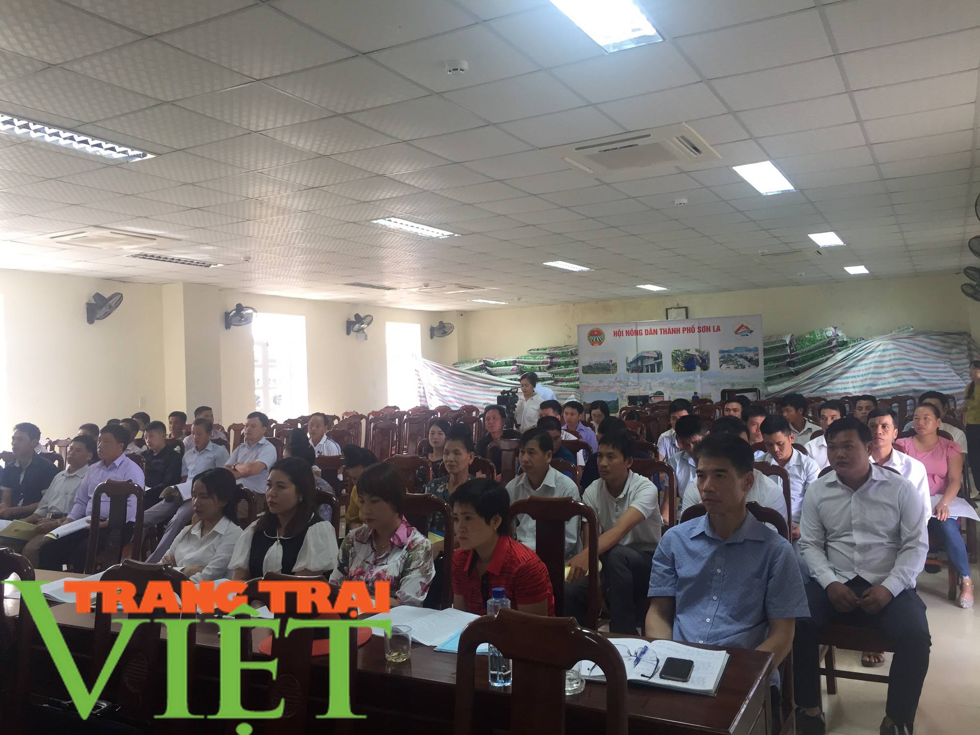 Hội Nông dân Sơn La: Tập huấn kỹ năng tuyên truyền miệng cho hội viên - Ảnh 1.