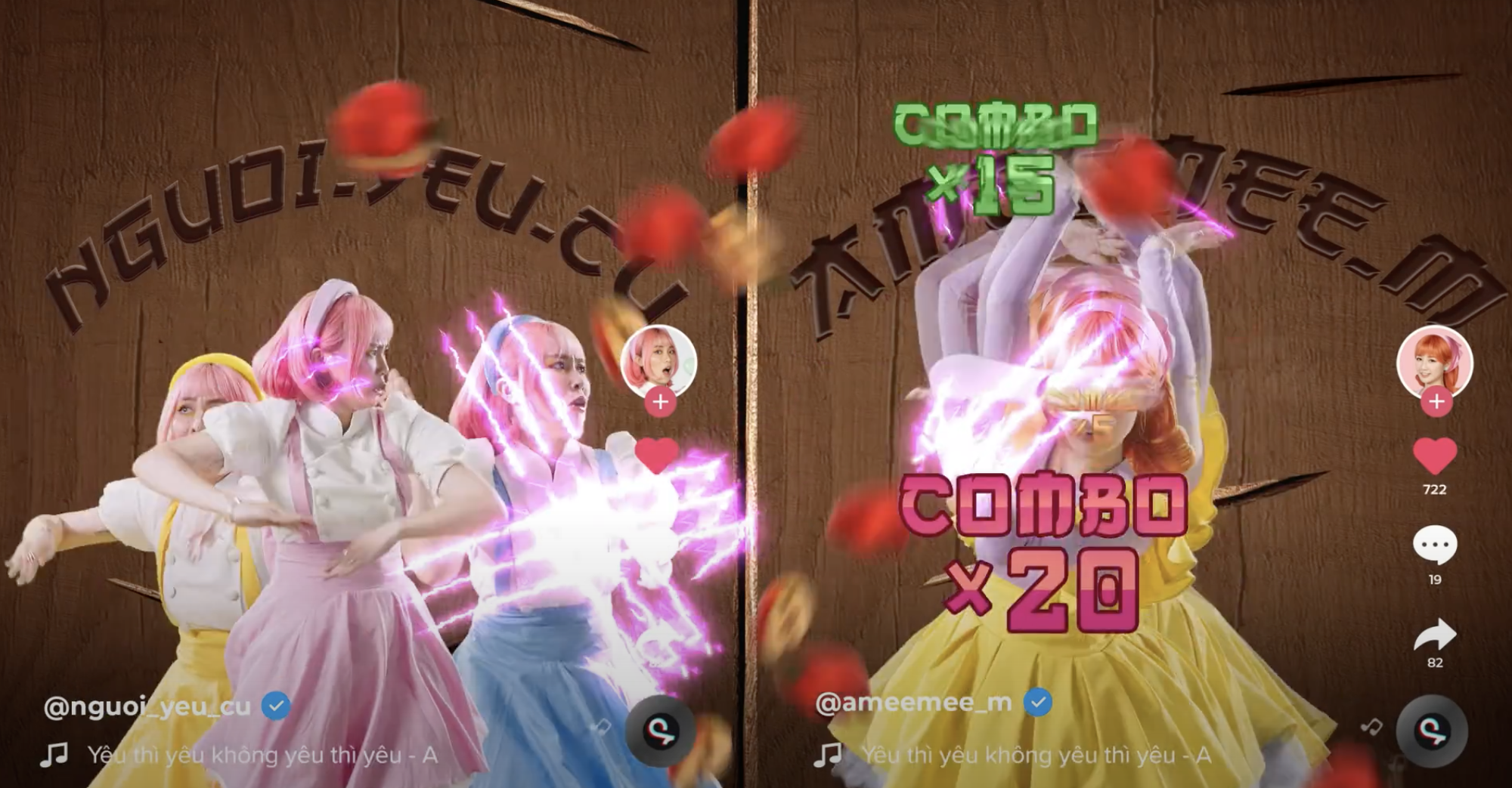 Amee hóa thân thành nhiều nhân vật game trong MV mới - Ảnh 5.