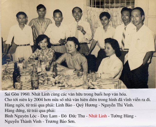 """""""Nhất Linh, cha tôi"""" tái hiện những đời văn và giai đoạn lịch sử văn học - Ảnh 4."""