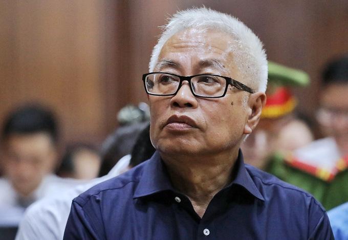 Ông Trần Phương Bình bị điều tra sai phạm hơn 1.500 tỷ đồng - Ảnh 1.