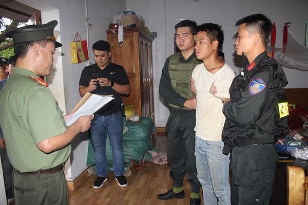 Bộ Công an thông tin việc khởi tố, bắt Trịnh Bá Phương, Nguyễn Thị Tâm, Cấn Thị Thêu và Trịnh Bá Tư   - Ảnh 1.
