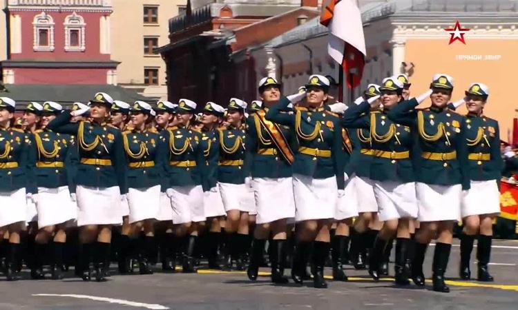 Hai thông điệp Nga phát đi từ lễ Duyệt binh Chiến thắng - Ảnh 1.