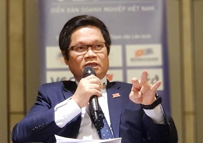 """Ông Vũ Tiến Lộc: """"Giảm 60% điều kiện kinh doanh chỉ là báo cáo trên giấy"""" - Ảnh 1."""