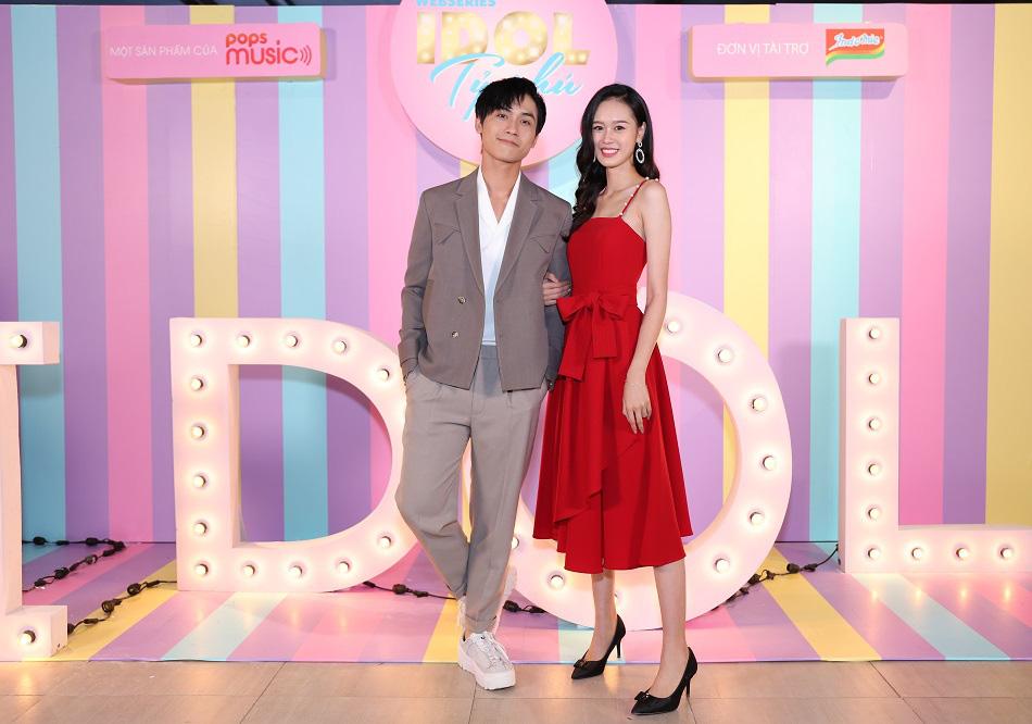 Đóng vai ca sĩ của 'Idol tỷ phú', Võ Điền Gia Huy tiết lộ về giọng hát của mình  - Ảnh 1.