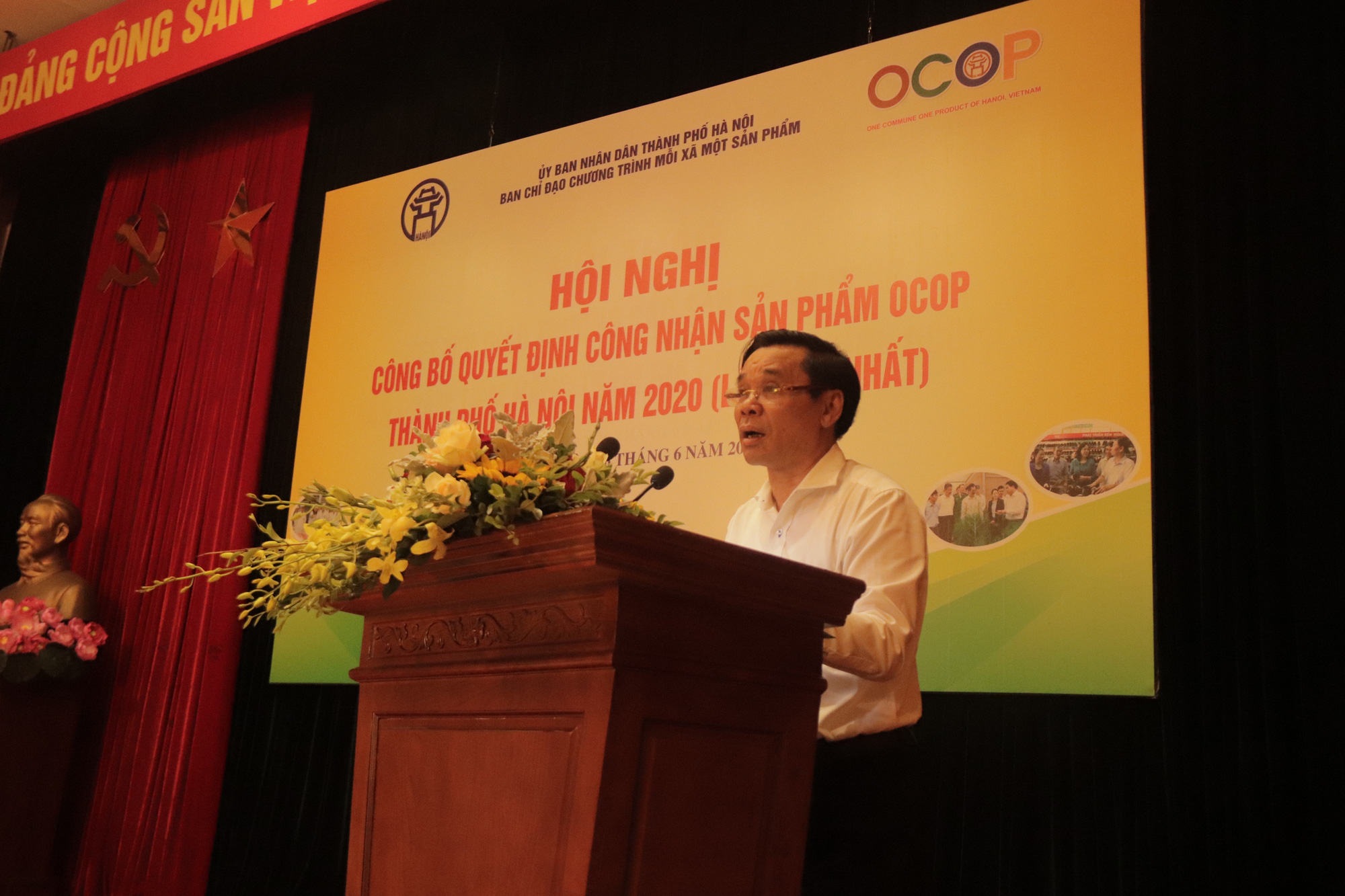 Hà Nội: Quyết định công nhận 301 sản phẩm đạt sao OCOP, cơ hội thúc đẩy tiêu thụ sản phẩm - Ảnh 2.