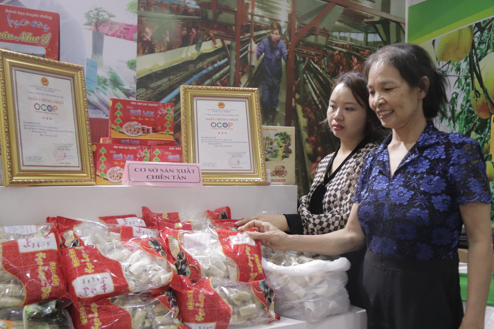 Hà Nội: Quyết định công nhận 301 sản phẩm đạt sao OCOP, cơ hội thúc đẩy tiêu thụ sản phẩm - Ảnh 5.