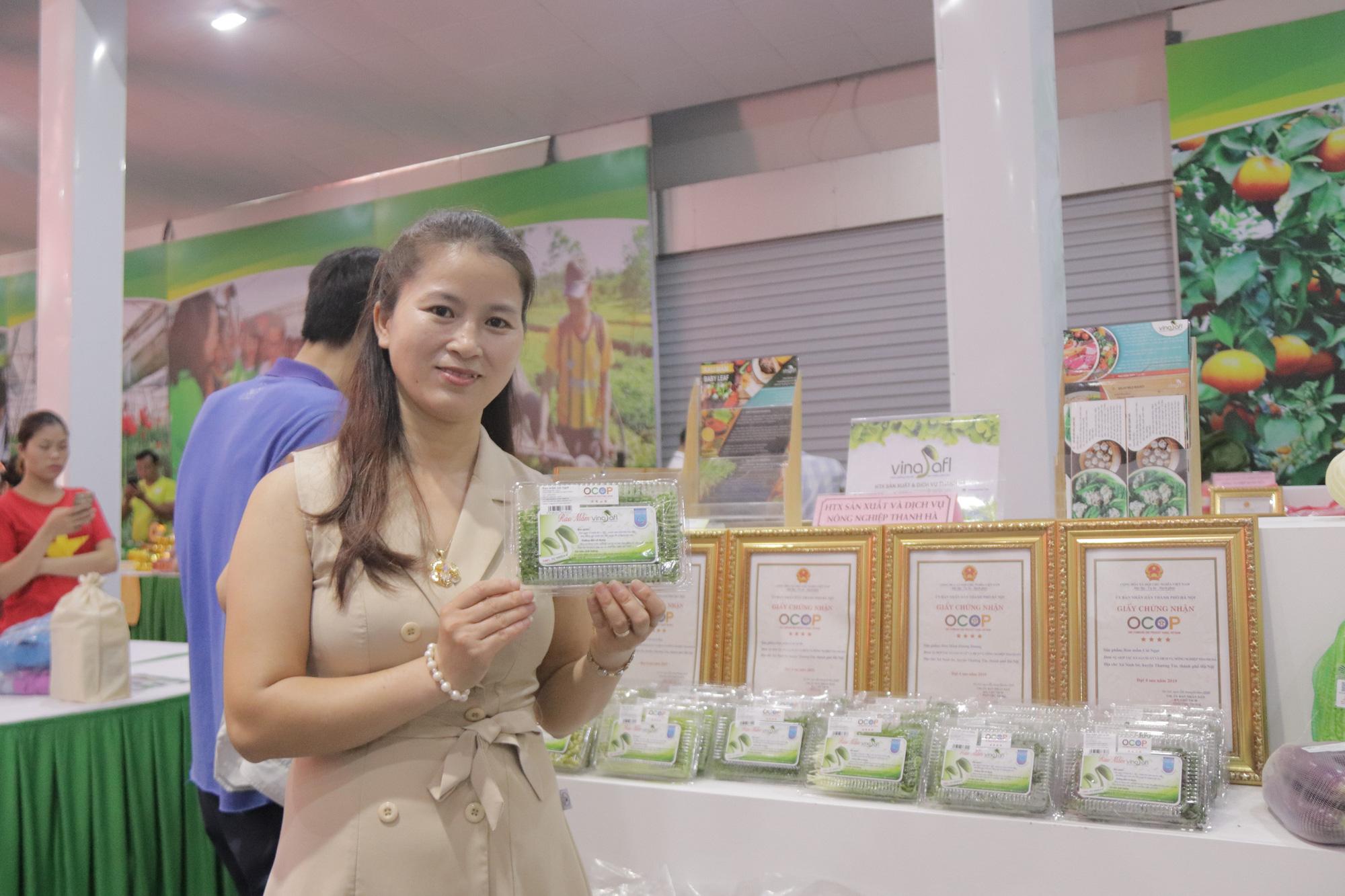 Hà Nội: Quyết định công nhận 301 sản phẩm đạt sao OCOP, cơ hội thúc đẩy tiêu thụ sản phẩm - Ảnh 4.