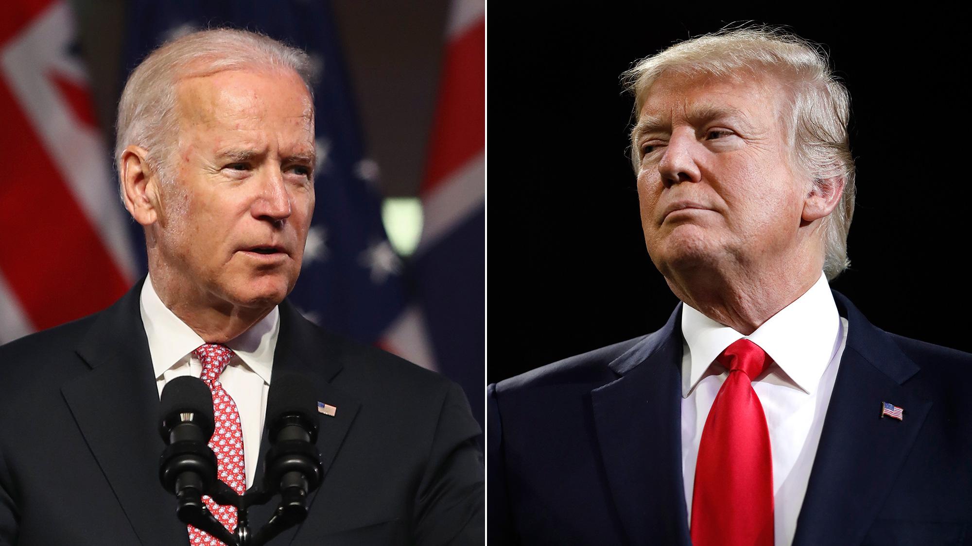 """Bloomberg: Thế lực """"tiền đen"""" giúp Biden lật đổ Trump - Ảnh 1."""