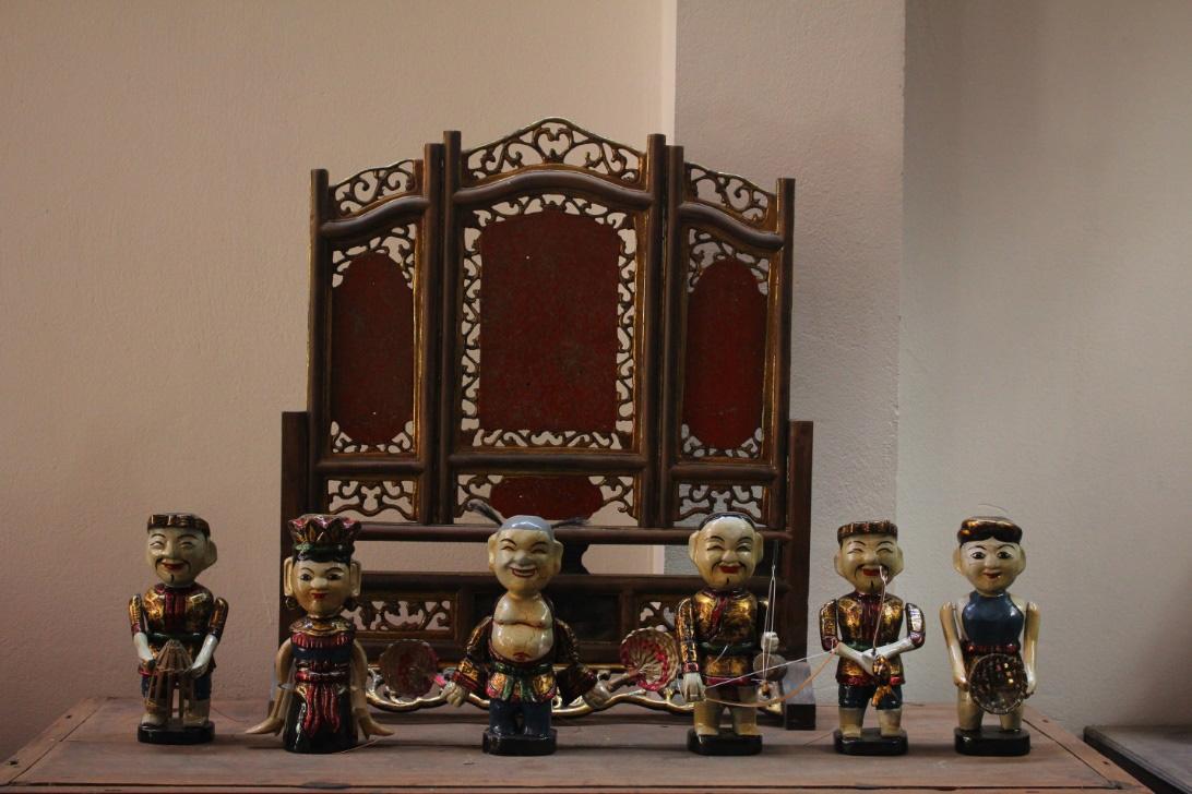 Làng nghề Hạ Thái: Nỗi lo sơn mài truyền thống biến thành sơn mài công nghiệp - Ảnh 2.