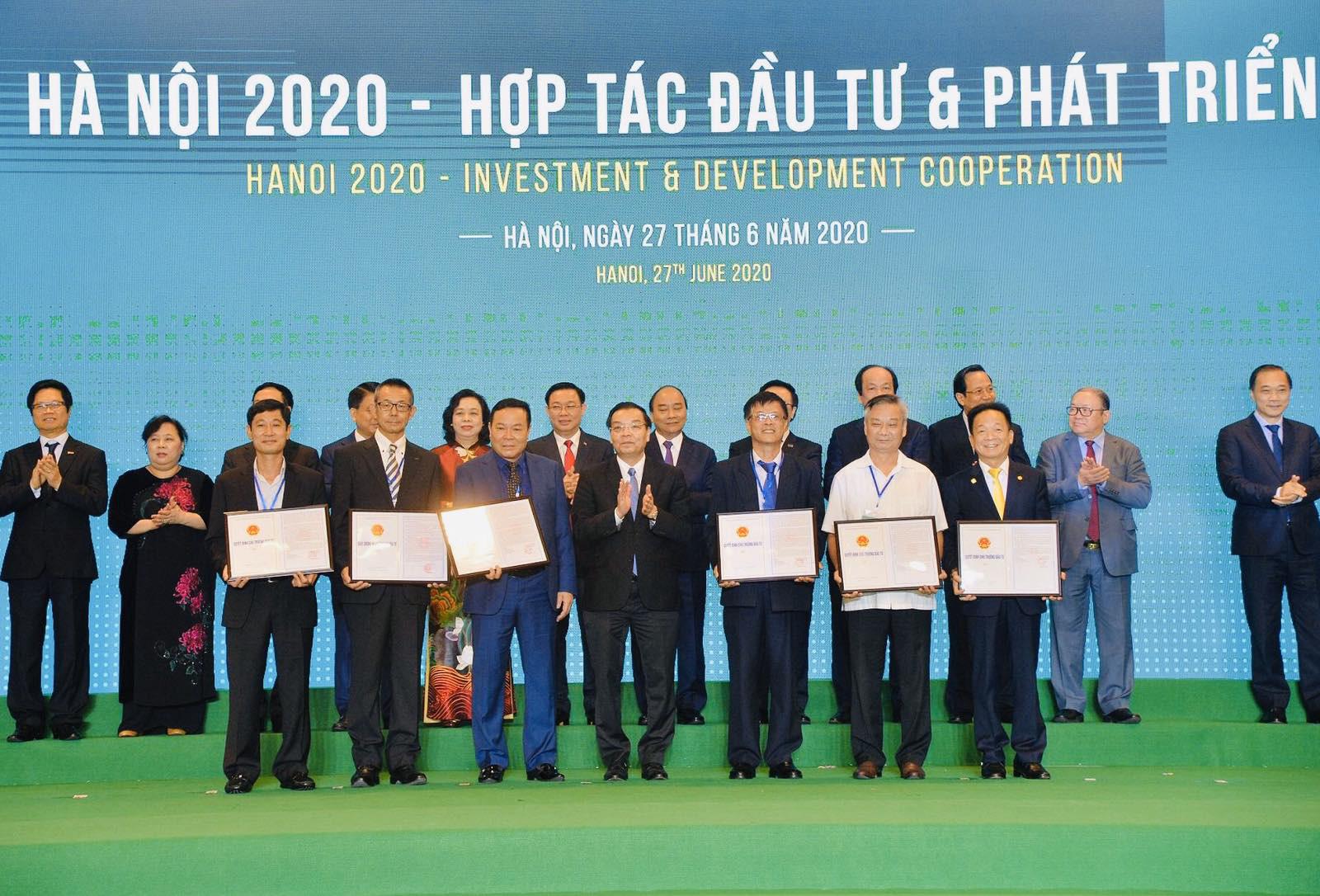 """T&T Group của """"Bầu Hiển"""" đăng ký đầu tư hơn 700 triệu USD vào Thủ đô Hà Nội - Ảnh 1."""