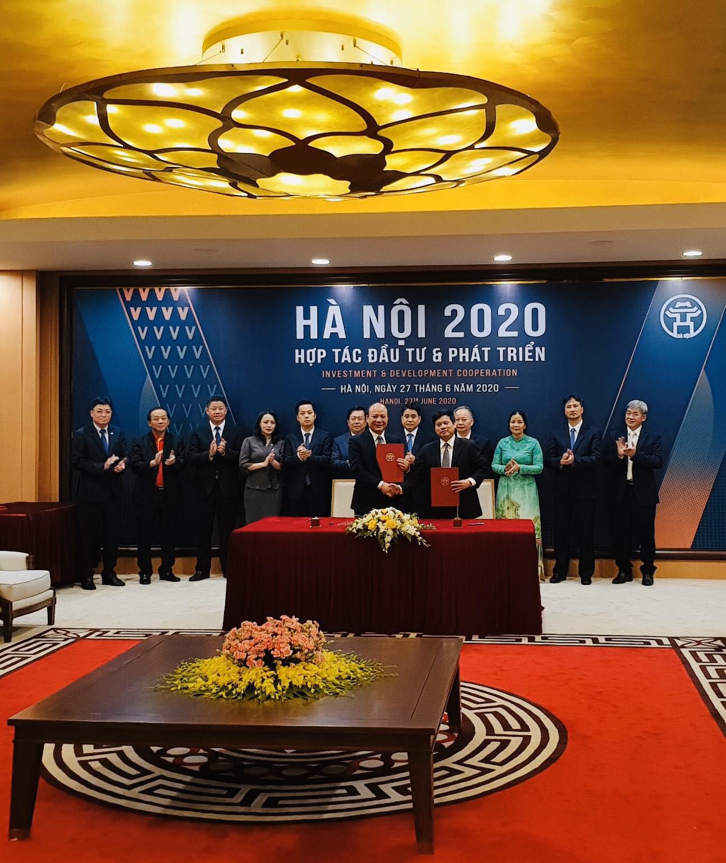 """T&T Group của """"Bầu Hiển"""" đăng ký đầu tư hơn 700 triệu USD vào Thủ đô Hà Nội - Ảnh 2."""