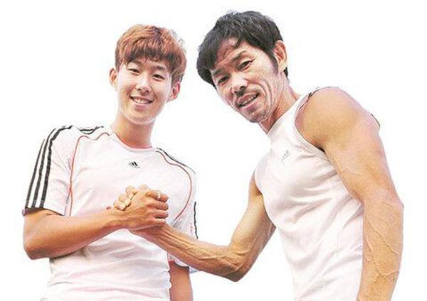 Son Heung-min suýt chết trên sân vì bị ép luyện tập quá sức - Ảnh 1.