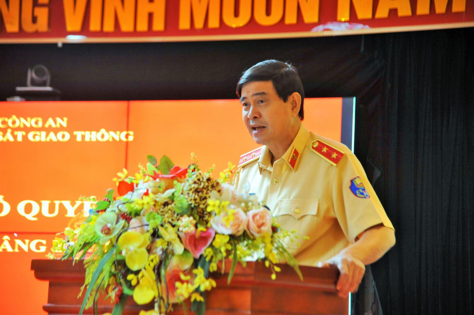 Giám đốc Công an Hà Nam làm Cục trưởng Cảnh sát giao thông thay Trung tướng Vũ Đỗ Anh Dũng - Ảnh 3.