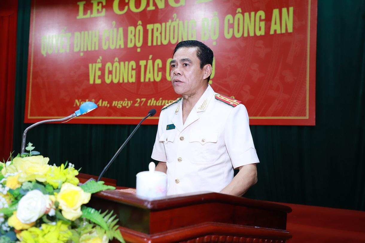 Đại tá Võ Trọng Hải, từ trinh sát biên phòng đến tân Giám đốc Công an Nghệ An - Ảnh 1.
