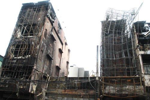 Kiến nghị Thủ tướng về tình trạng khoét lõm xây dựng 'chung cư mini' - Ảnh 1.