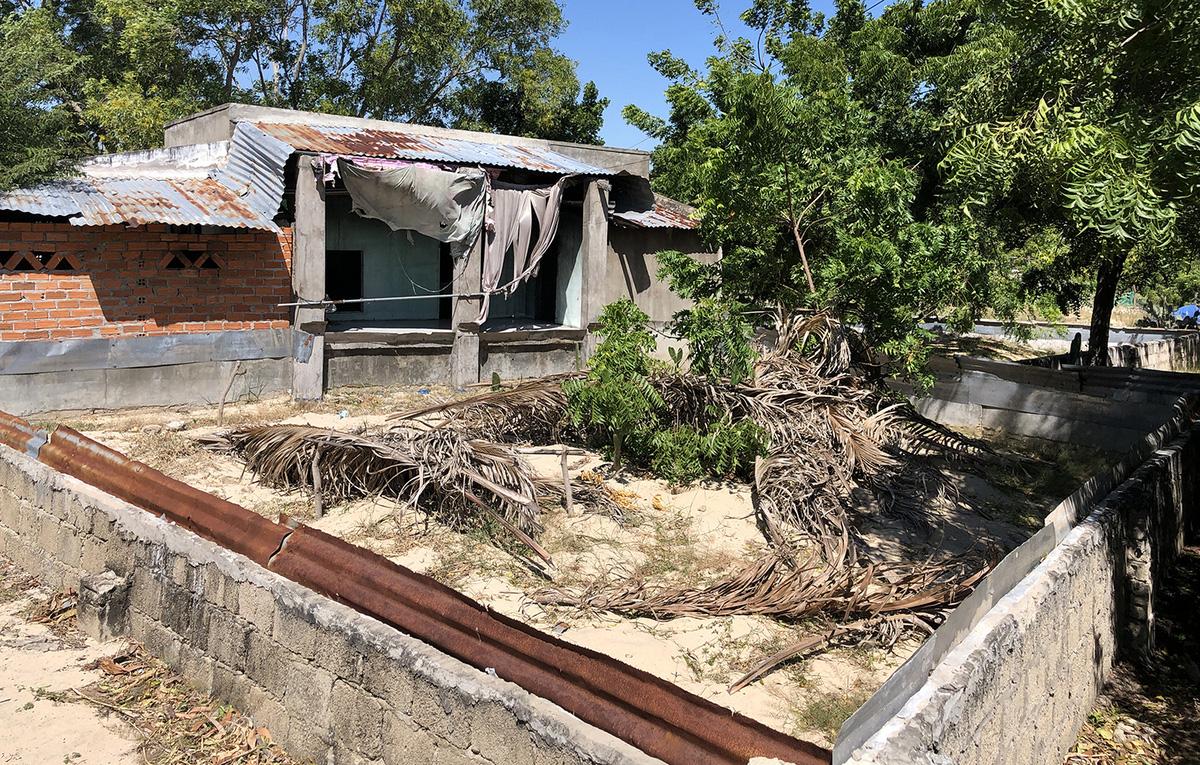 Ninh Thuận: Nuôi dông cát bán hoang dã trên vùng sa mạc, tiền lời cao gấp 3 lần nuôi bò - Ảnh 5.